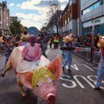 Mandinga Arts at Hackney Carnival